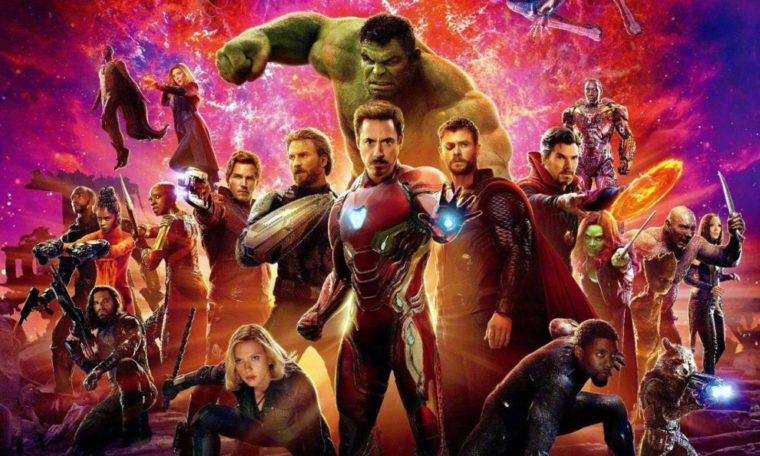 Pemain Avengers End Game